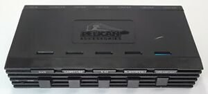 Pelican Accessories UNIVERSAL 5-WAY AV Video Game SWITCH BOX no power cord (B1)