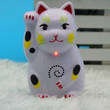 Cat IR Motion Sensor Welcome Hello Chime Alarm Speak Detector tb