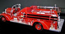 1930s Fire Truck Vintage Antique A 1 T Metal Model 24 Engine Rare Pickup Car 18