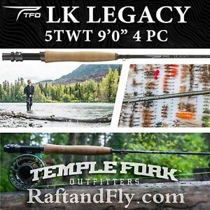 "TFO LK Legacy 5wt 9'0"" Fly Rod - Lifetime Warranty   FREE SHIPPING"