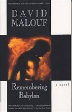 Remembering Babylon (Vintage International), Malouf, David | Paperback Book | Go