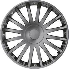 """Radkappen Radzierblenden Wheel Cover Crystal Graphit  13"""" Zoll  4-teilig von TN"""