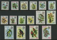 Fiji   1971-72   Scott # 305-320   Mint Never Hinged Set