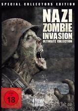 4 Horrorfilme - Nazi Sky & Nazi Zombie Battleground & Attack of the Nazi Herbals