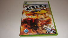 XBox 360  Stuntman: Ignition