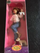Only Hearts Club Doll- Olivia Hope w/ Her Dog Sniff New