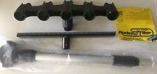 Rod Ezi T BAR adjustable load support For bull bar nudge bar & Rod Holder