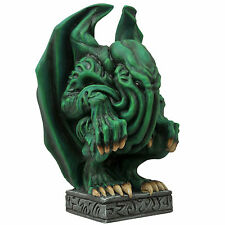 HP Lovecraft Cthulhu Idol Elder Gods Gargoyle Vinyl Coin Bank Diamond Select Toy
