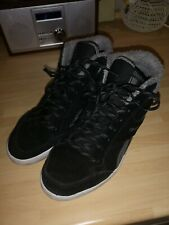 Reebok ankle boot trainers size 5 38 some fleece lining unisex