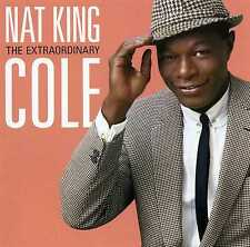 NAT KING COLE - THE EXTRAORDINARY - NEW CD!!