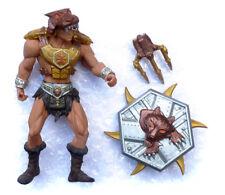Masters of the Universe 200x Figurine Wolf Armor He-man complete Motu Mattel