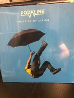 Kodaline -  Politics of Living -  Vinyl LP New Sealed