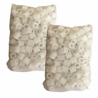 1000g 1kg Ceramic Filter Rings Biological Filter Media in Media Bag