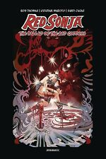 RED SONJA: BALLAD OF THE RED GODDESS HARDCOVER Dynamite Comics HC
