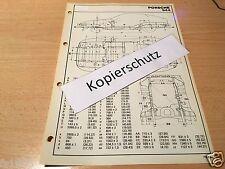 Maßplan Bodengruppe Porsche 944