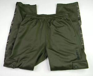 AND1 Basketball Jogger Cargo Pants Adult Medium Green Camo Casual Comfort