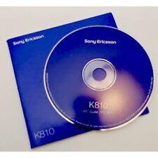 Genuine Original Sony Ericsson K810i Mobile Phone CD Software / PC Suite