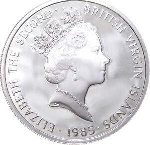 Better - 1985 British Virgin Islands 20 Dollars - TC *392