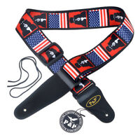 Guitar Strap Guitar Belt For Acoustic Electric Guitar Bass