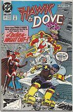 Hawk & Dove #21 : DC Comic Book : February 1991