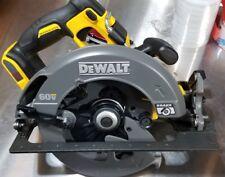 "DEWALT DCS575B 7 1/4"" Circular Saw FLEXVOLT 60V MAX  BRUSHLESS NEW with BLADE"