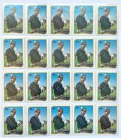(20) 1989 Topps #620 BARRY BONDS 2nd Year Rookie RC Card Pittsburgh Pirates LOT