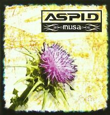 Aspid - Musa - CD - Neu OVP