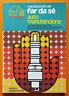 G. De Cesco e G. di Pietro: Manuali far da sè - auto manutenzione - Fabbri 1975