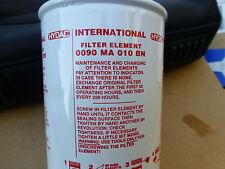 PRICE DROP!! GOTTA GO!! MOVE 'EM OUT!! HYDAC 0090 MA 010BN HYDRAULIC OIL FILTER
