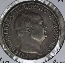 Nice 1854-A Prussia (German States) Silver Thaler!