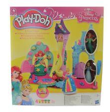 Hasbro Play-Doh Disney Prinzessinnen Palast Bastel-Set Ariel Cinderella B1859