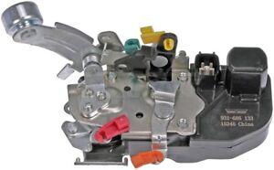 Door Lock Actuator Motor fits 2002-2005 Jeep Liberty  DORMAN OE SOLUTIONS