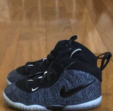 """863db09ed98 Good Condition 2017 Nike Lil Posite Pro """"Wool"""" sz 9c Toddler Infant"""