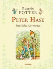 Peter Hase - Sämtliche Abenteuer (Neuübersetzung) von Beatrix Potter (2014, Gebundene Ausgabe)