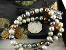 HONORA MULTITONE PEARL BRACELET WITH POUCH & BOX