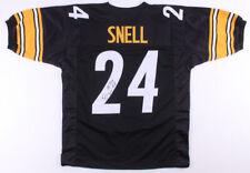 Benny Snell Jr Signed Steelers Jersey (JSA COA) Pittsburgh Rookie Running Back
