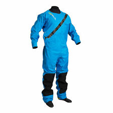 Gul Dartmouth Eclip Chest Zip Drysuit 2020 - Blue - FREE THERMAL SUIT