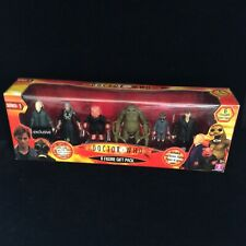 Doctor Who 6 Figure GIFT SET Action Figure Dr Who EXCLUSIVE BBC SERIES 1 Toys