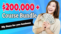 ALL My listings VALUE £200,000 Course Bundle +++