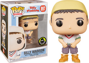 Billy Madison with Ripped Vest Funko Pop Vinyl New in Box