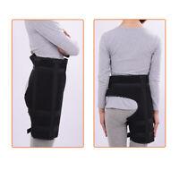 Groin Brace & Hip Flexor Compression Thigh Sleeve Hip Support Wrap Splint Thigh
