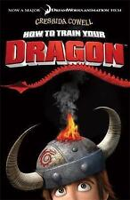 HOW TO TRAIN YOUR DRAGON PAPERBACK BOOK