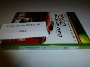 Toca Race Driver 2: Ultimate Racing Simulator Xbox GAME NEW
