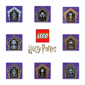 LEGO Harry Potter Collectible Wizard Cards - Brand New - SELECT YOUR TILE