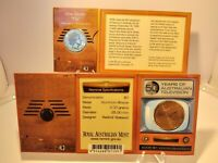 2006 $1 UNC TV Mintmark in Folder Stunning coins low mint and very collectable