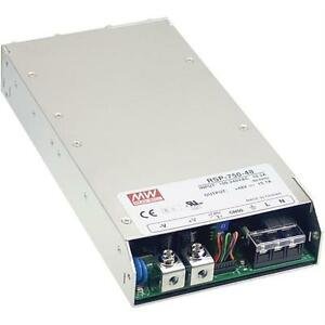 MeanWell RSP-750-12 750W 12V 62,5A Industrial power supply