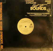 "Adam Ant & Stewart Copeland (of The Police) - 12"" Out of Bounds (P)"