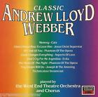 THE WEST END THEATRE ORCHESTRA - Classic Andrew Lloyd Webber (UK 14 Tk CD Album)