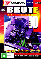OFFICIAL Street Machine SUMMERNATS 10 DVD! Burnouts V8s