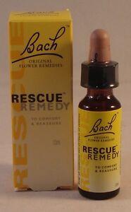 Bach Rescue Remedy 10ml. BBE 01/2024
